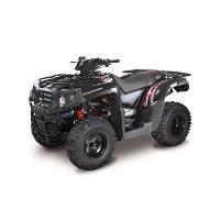 Crossland RX 400 4x2 Schwarz