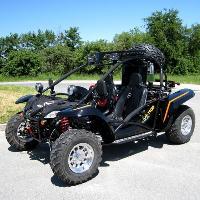 Kinroad XT1100GK Schwarz