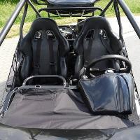 Tension 1100 EFI Extreme 4x4 Schwarz