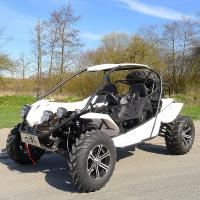 Tension 1100 EFI Extreme 4x4 Weiss