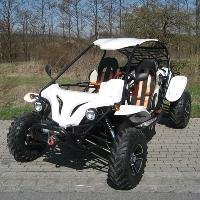 TENSION 500 4x4 Weiss