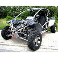 Luck Vehicle 600 EFI 4x4 Schwarz