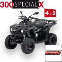300 Special X 4 x 2 Offroad Schwarz