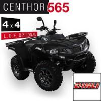 565 Centhor 4 x 4 Offroad Schwarz