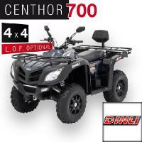 700 Centhor 4 x 4 Offroad Schwarz