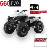 565 EVO 4 x 4 Offroad Weiss