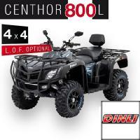 800 Centhor L  4 x 4 Offroad Schwarz