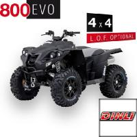 800 EVO 4 x 4 Offroad Weiss
