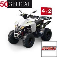 50 Special 4 x 2 Offroad Schwarz