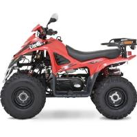 50 Special 4 x 2 Offroad Rot