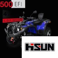 500 EFI Blau