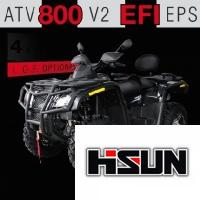 ATV 800 V2 EFI EPS Schwarz