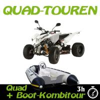 Kombitour Quad + Powerboot