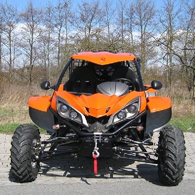 buggy online shop f r buggys luck vehicle 600 efi 4x4 orange id9817011 adventure. Black Bedroom Furniture Sets. Home Design Ideas